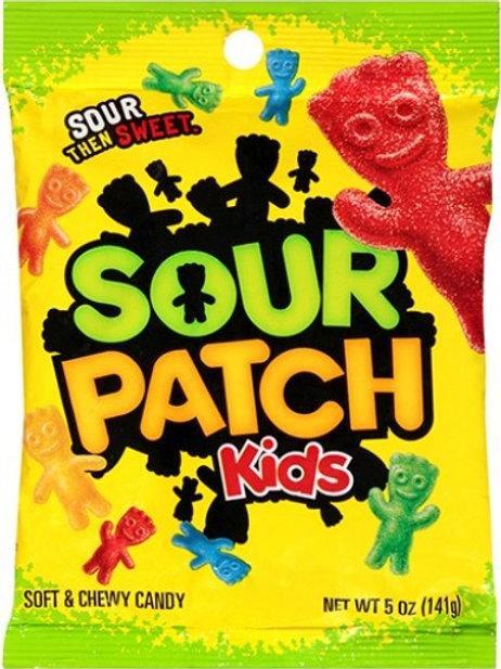 Sour Patch Kidsbag 141gr.