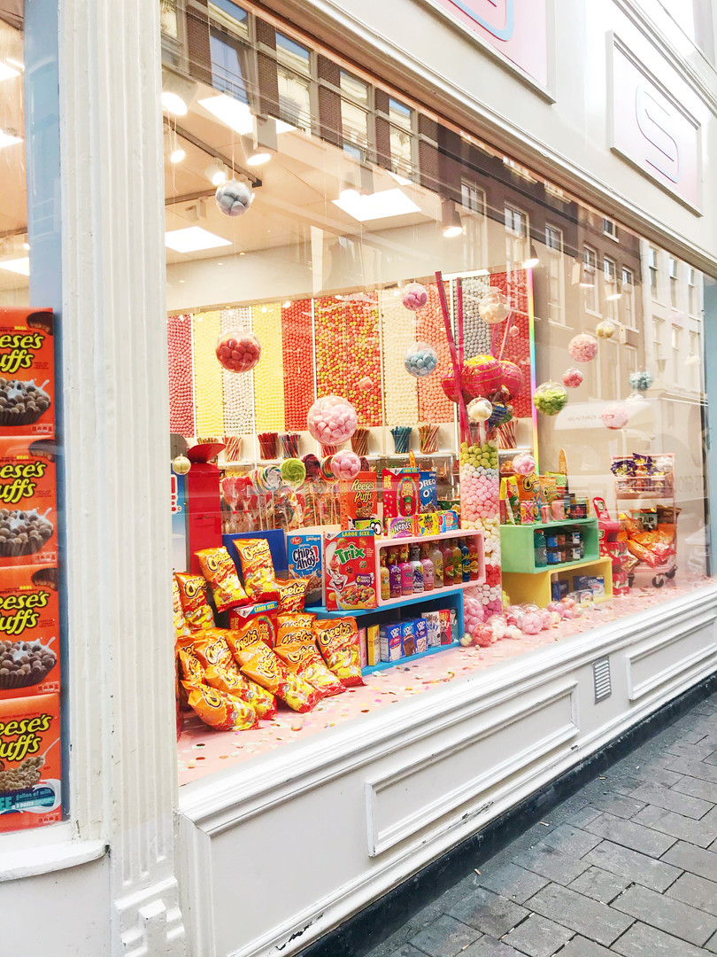 The Candy Corner Amsterdam