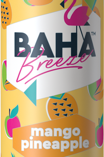 BAHA Breeze Mango Pineapple