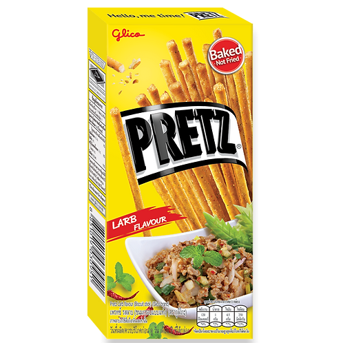 Glicio Pretz Larb Flavour
