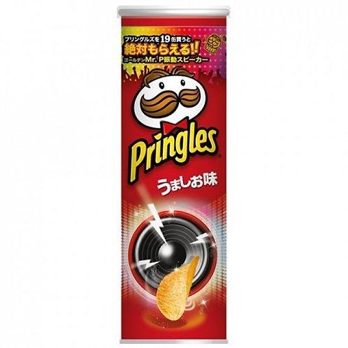 Japanese Pringles Uma Shio Salt