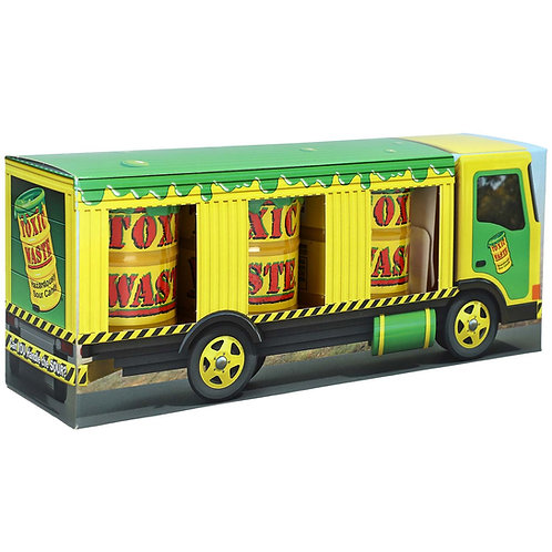 Toxic Waste 3-pack Truck