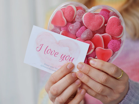 Share your love with CANDY