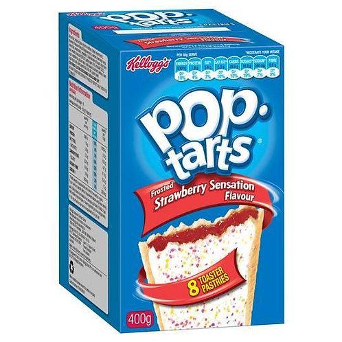 Pop Tarts Strawberry Sensation