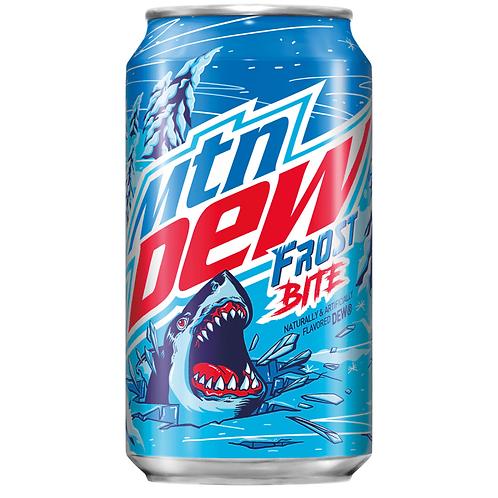 Mtn Dew Frost Bite