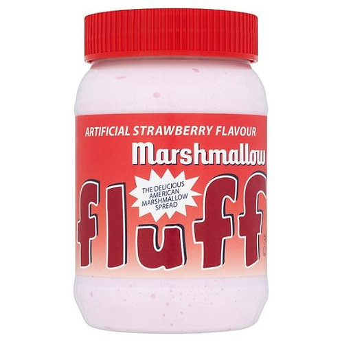 Fluff Strawberry