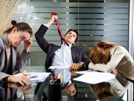 Como melhorar e prevenir ambientes de trabalho tóxicos?
