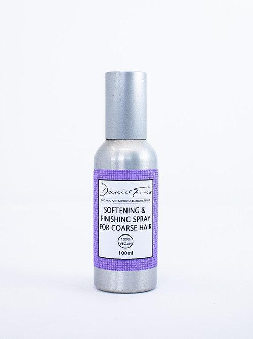 Softening and Finishing Spray (Coarse Hair)