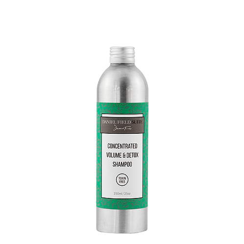 DF Suite Concentrated Volume and Detox Shampoo