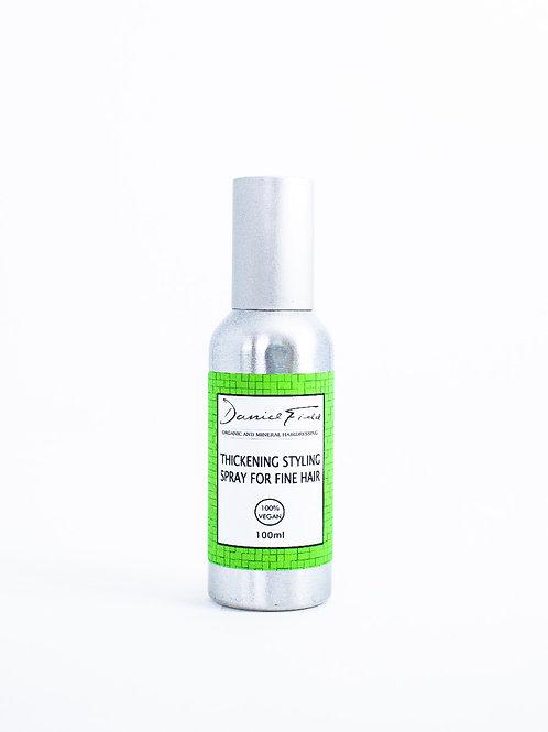 Thickening Styling Spray