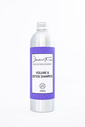 Volume and Detox Shampoo