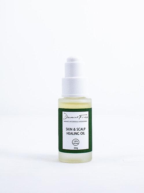 Skin & Scalp Healing Oil