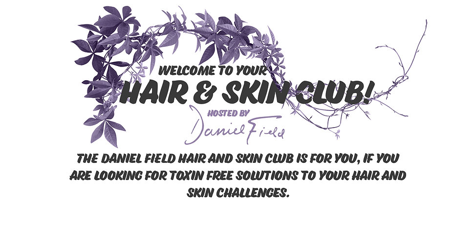 Daniel Field Hair & Skin Club