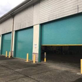 USARC Pele Roll-Up Door Replacements