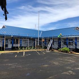 FAA Roof Retrofit