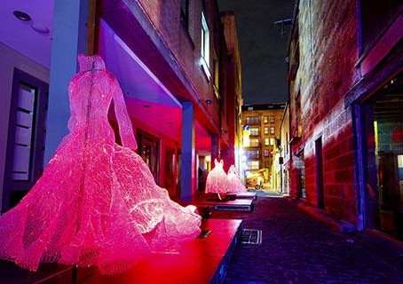 Light Atelier around Vivid Sydney