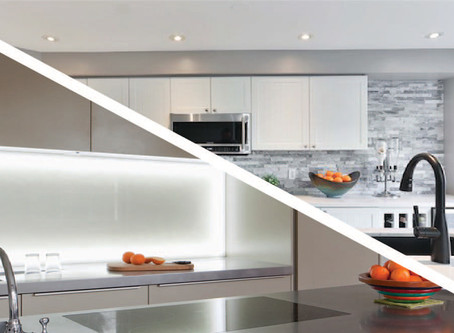 Lighting your kitchen - to downlight or not to downlight