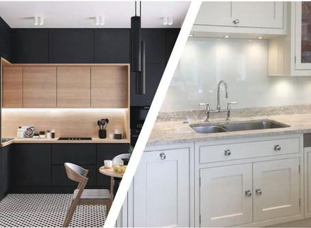 Kitchen Under Cupboard Lights - Dot or a Line?