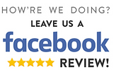 Facebook Leave a Review