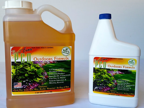 Pest Control Outdoors Concentrate (PCO )