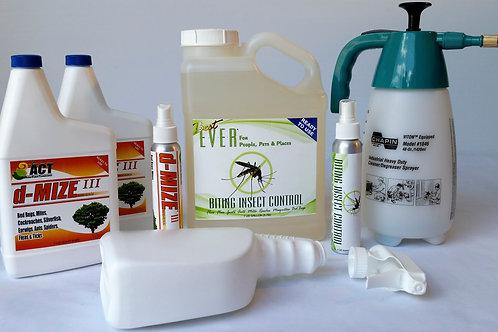 Apartment Non-Toxic Pest Control Spray Kit