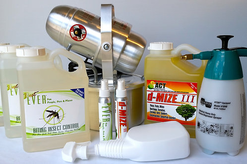 Deluxe Home Non-Toxic Pest Control Fogging Kit