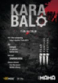 Kara Balo Fear & Fantasy