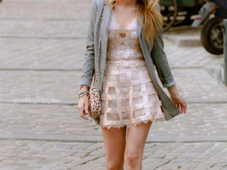 Serena Van Der Woodsen Outfits On Gossip Girl