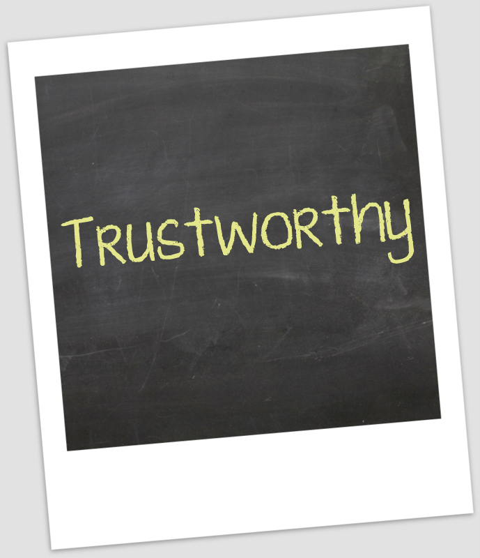 Trustworthy