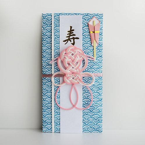 ご祝儀袋 金魚(さんご)