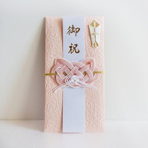 【期間限定】ご祝儀袋 猫(桜)