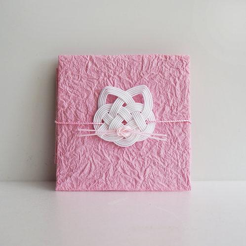 ぽち袋 猫(白)