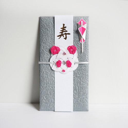 ご祝儀袋 パンダ(ピンク)