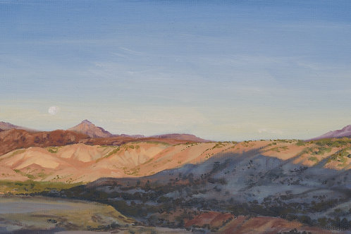 Terlingua Rainbow - Canvas Print