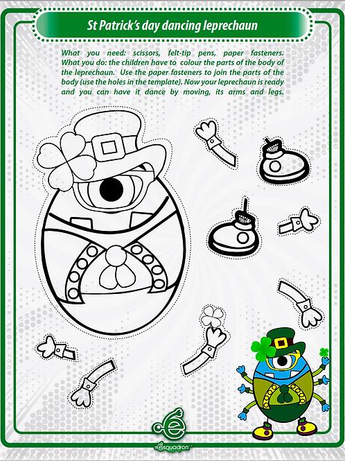 Worksheet St. Patrick's Worksheet
