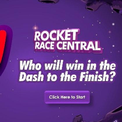 Juego de PPX: Rocket race