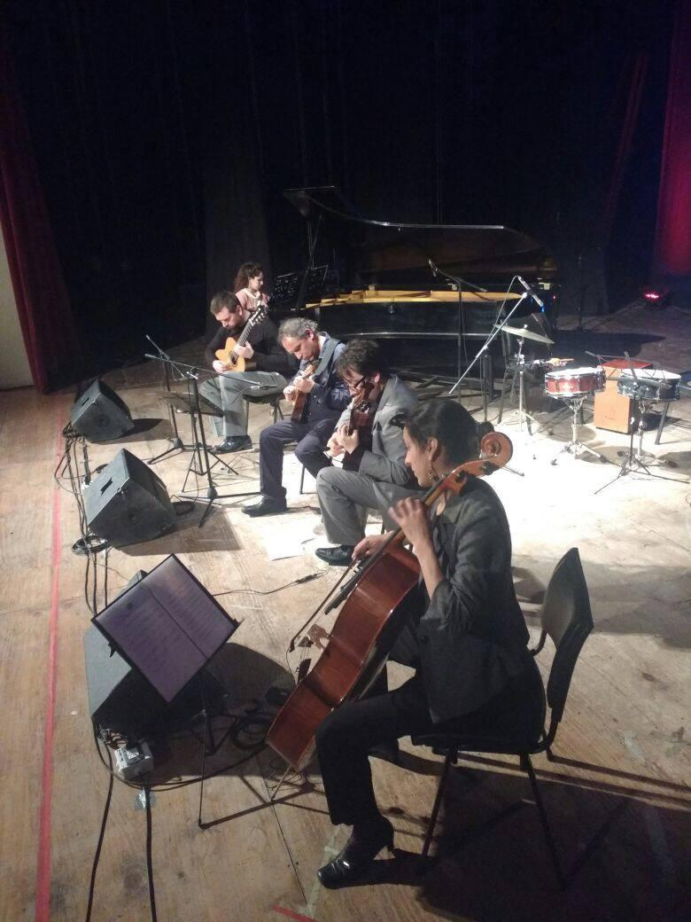 teatro municipal punta arenas estreno obra homenaje a Magallanes por todos los invitados nacionales
