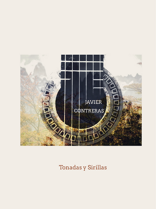 Tonadas y Sirillas - Guitar (score and audio)