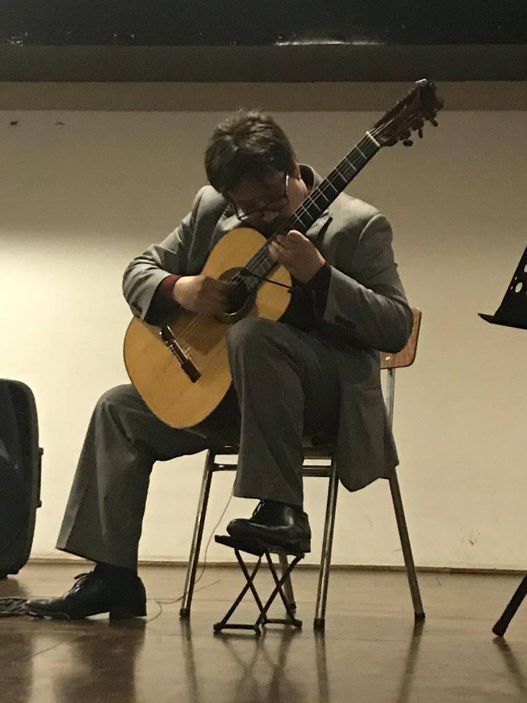 concierto Javier Contreras Liceo Hernando de Magallanes  porvenir 2