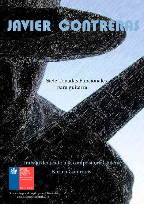 Siete Tonadas Funcionales (score and audio)