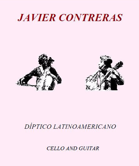 Díptico Latinoamericano Cello and Guitar