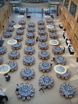 Catering at Life Sciences Bld