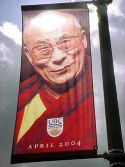 Hosting HH Dalai Lama