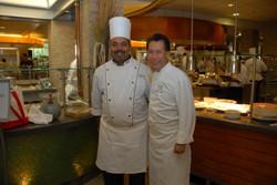 With Chef Martin Yan