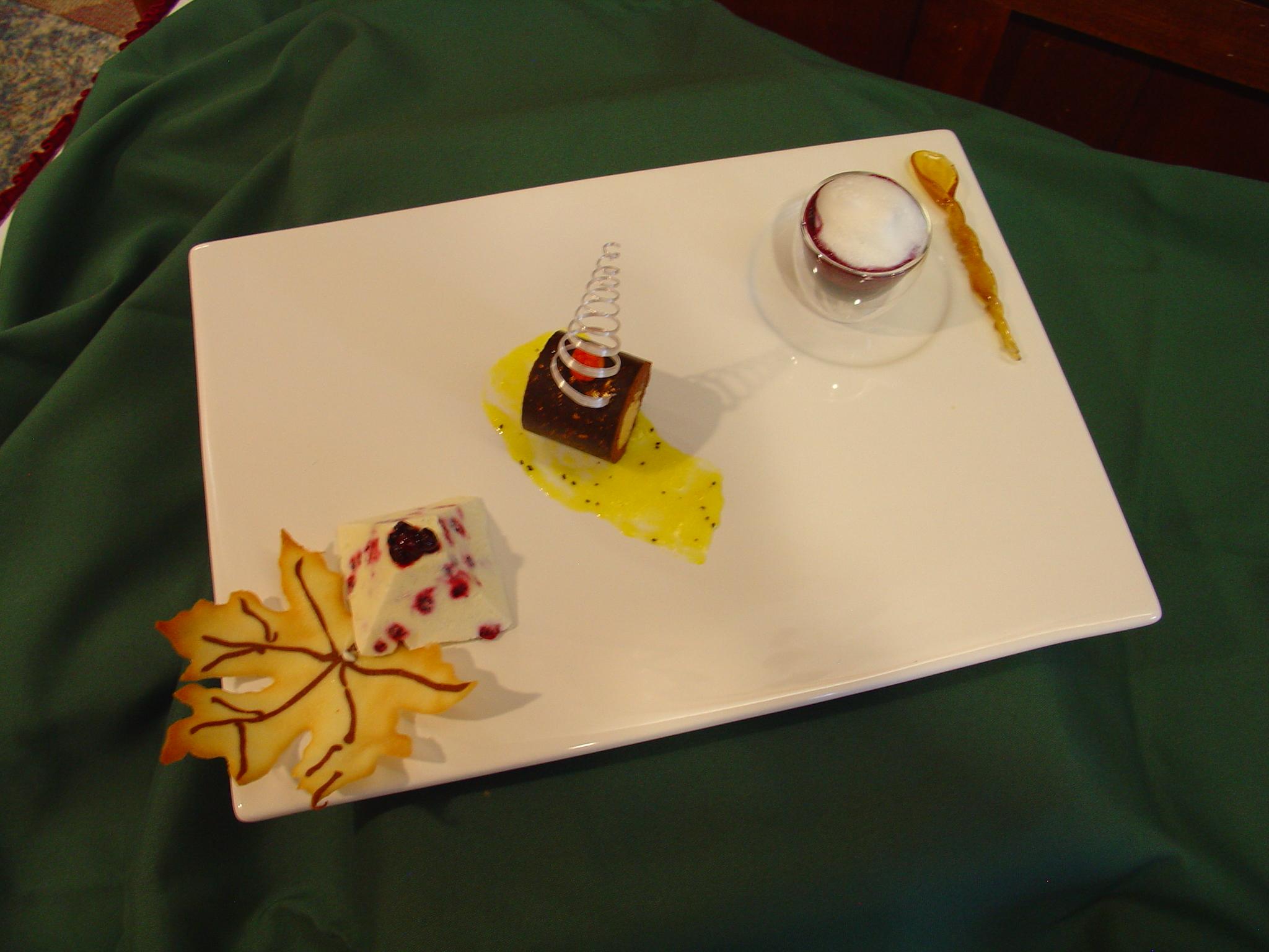 Dessert - Gold medal 2009