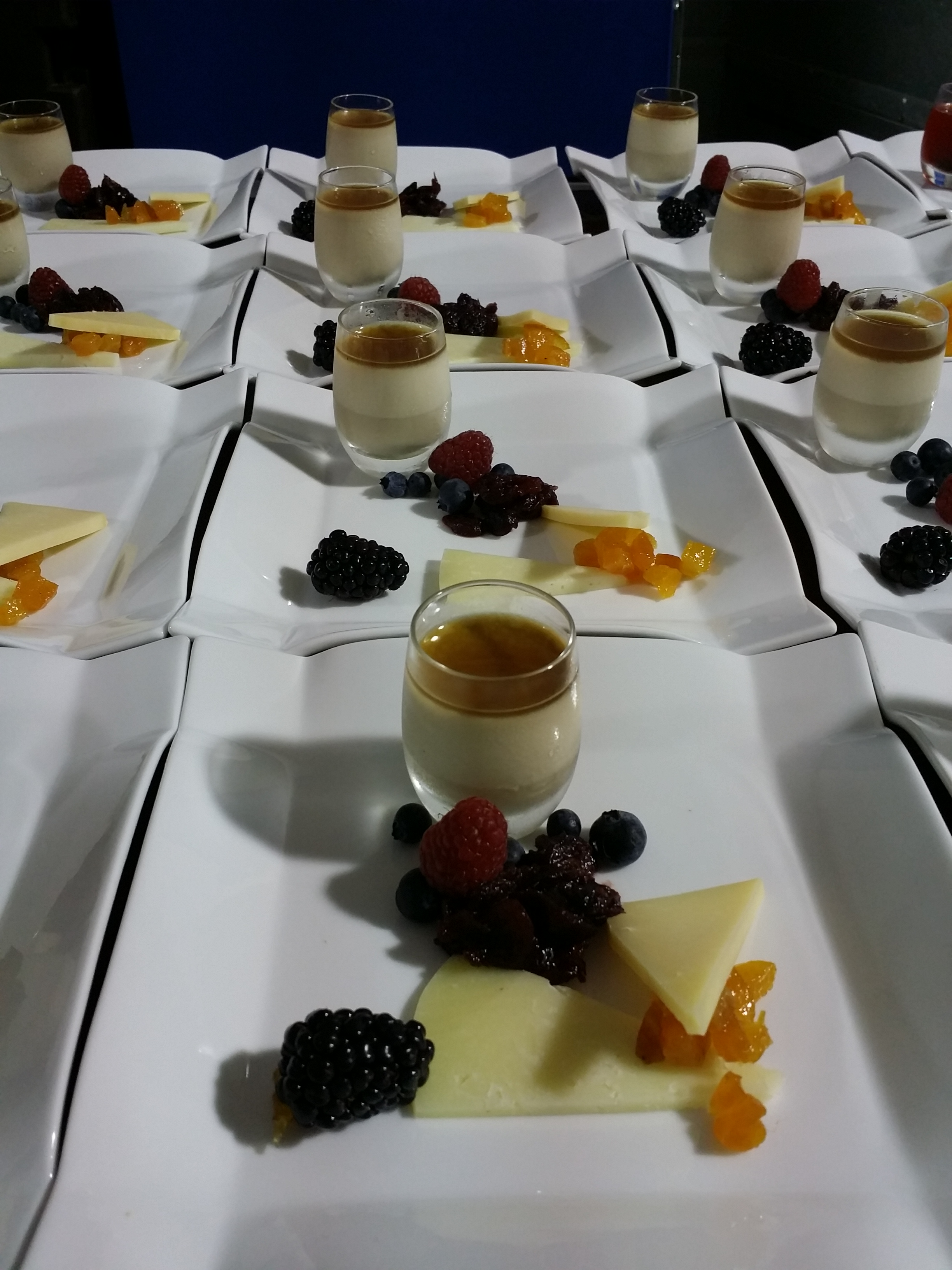 Coconut Pannacotta