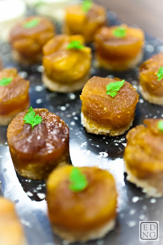 Mini Tarte Tatin Normande