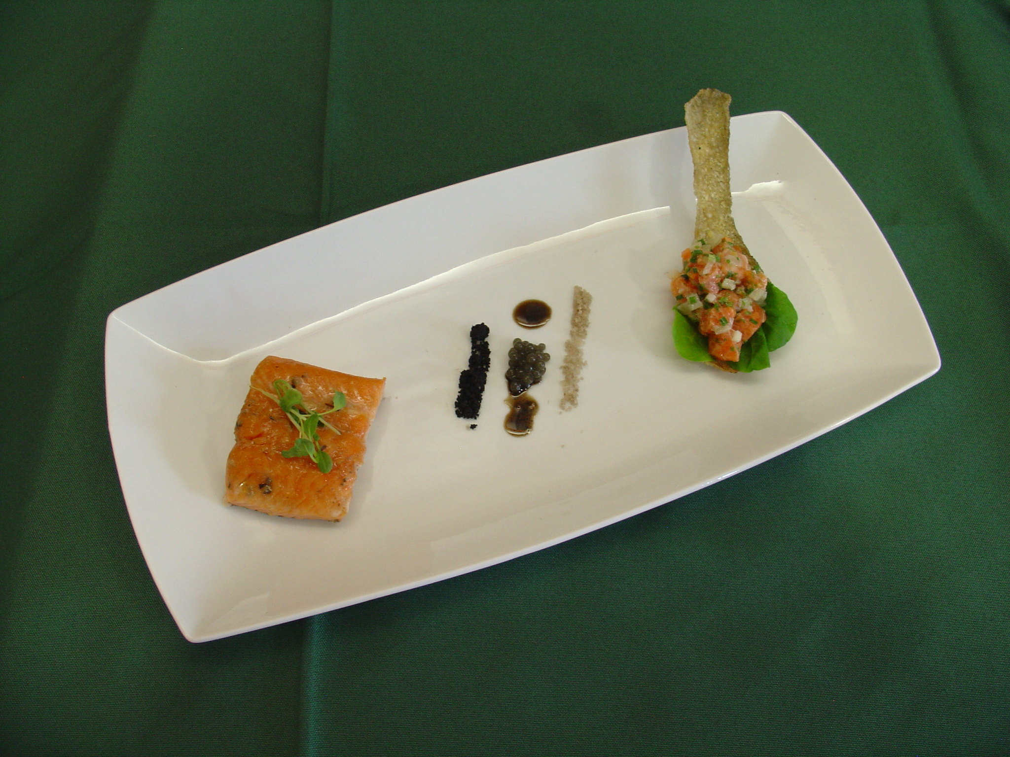 Appetizer - Gold Medal 2009