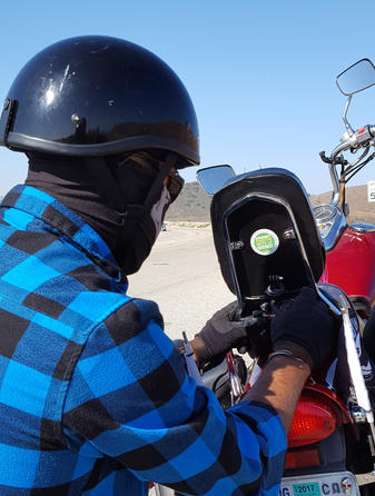 marketing and creative services_lovely day adventure company_ motorcycle