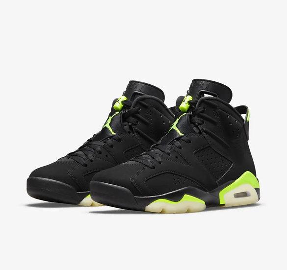 Jordan 6 'Electric green'
